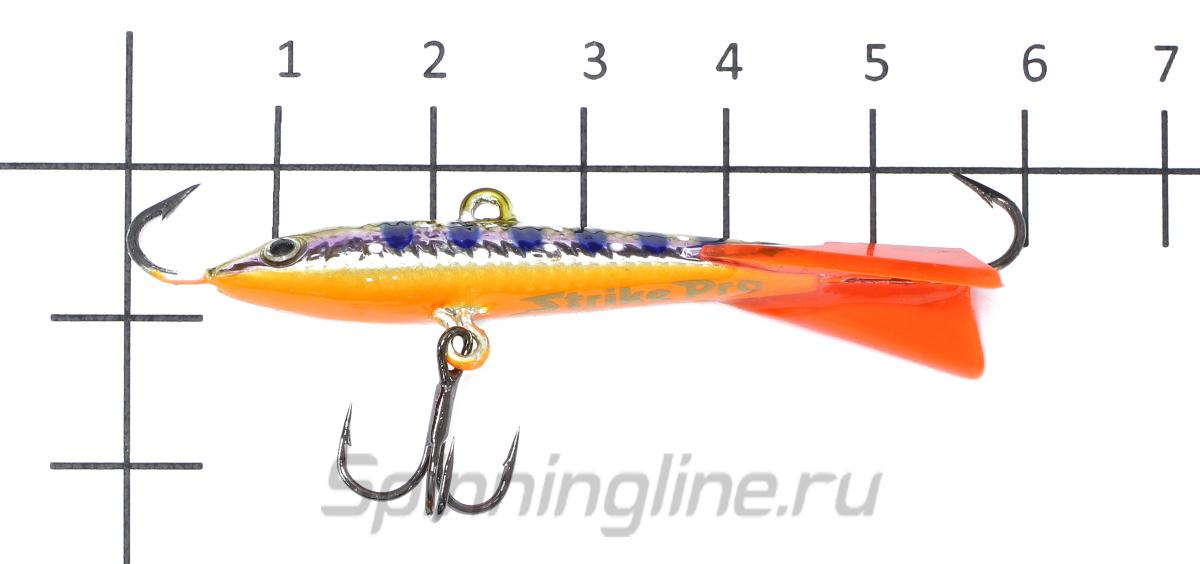 Балансир Strike Pro IF-001-A140E - фото на размерной линейке (цвет может отличаться) 1