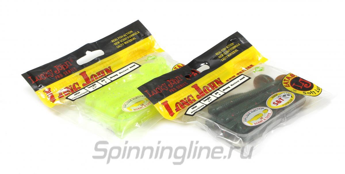 Приманка Lucky John Long 79/F08 - Данное фото демонстрирует вид упаковки, а не товара. Товар на фото может отличаться по цвету, комплектации и т.д. Дизайн упаковки может быть изменен производителем 1