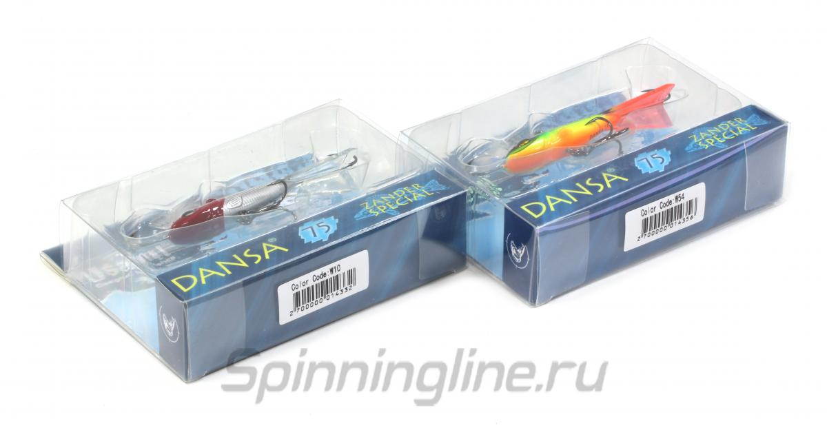 Балансир Usami Dansa 40 W73 - Данное фото демонстрирует вид упаковки, а не товара. Товар на фото может отличаться по цвету, комплектации и т.д. Дизайн упаковки может быть изменен производителем 1