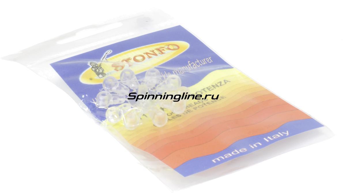 Крепление для поплавка Stonfo Perle Di Potenza - Данное фото демонстрирует вид упаковки, а не товара. Товар на фото может отличаться по цвету, комплектации и т.д. Дизайн упаковки может быть изменен производителем 1