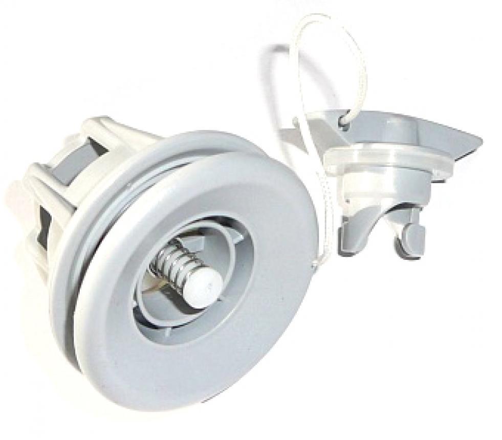 Клапан для лодки Тонар ПВХ (серый)