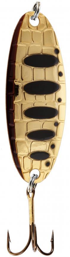 Блесна Lucky John Croco Spoon Shallow Water Concept 15гр 008