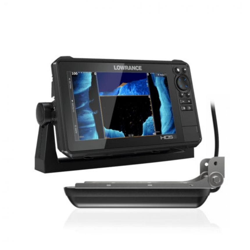 Эхолот Lowrance HDS-9 Live Active Imaging 3-in-1 Transducer