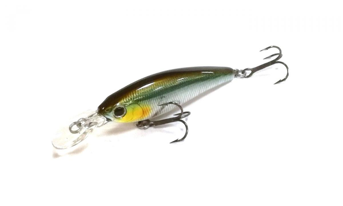 Воблер Daiwa Steez Shad 54SP SR-S Special Shiner