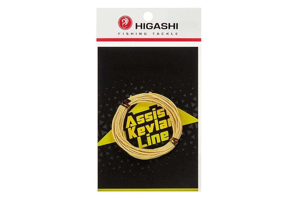 Поводковый материал Higashi Kevlar Line 3м 60lbs