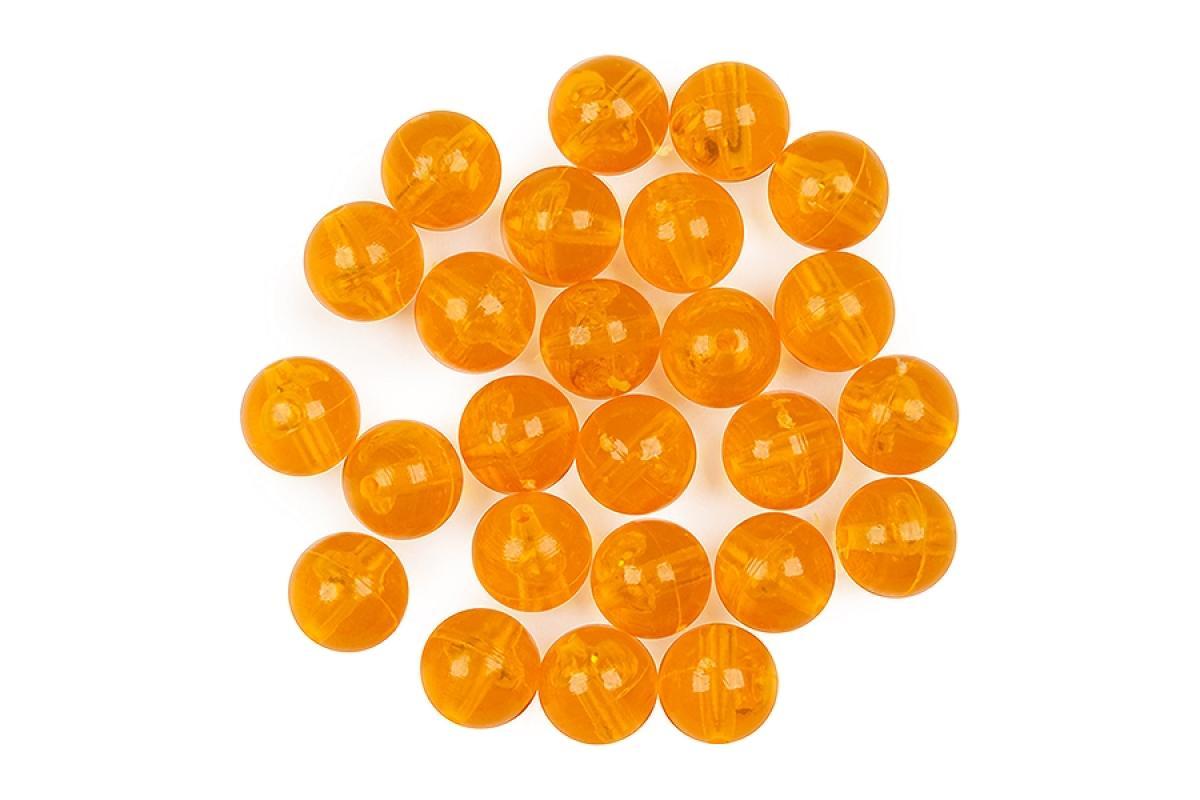 Бусина Higashi B-6 Clear Orange
