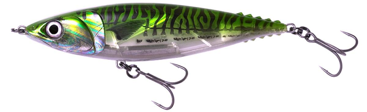Воблер Savage Gear 3D Mack Stick 130 SS 02-Green Mackerel