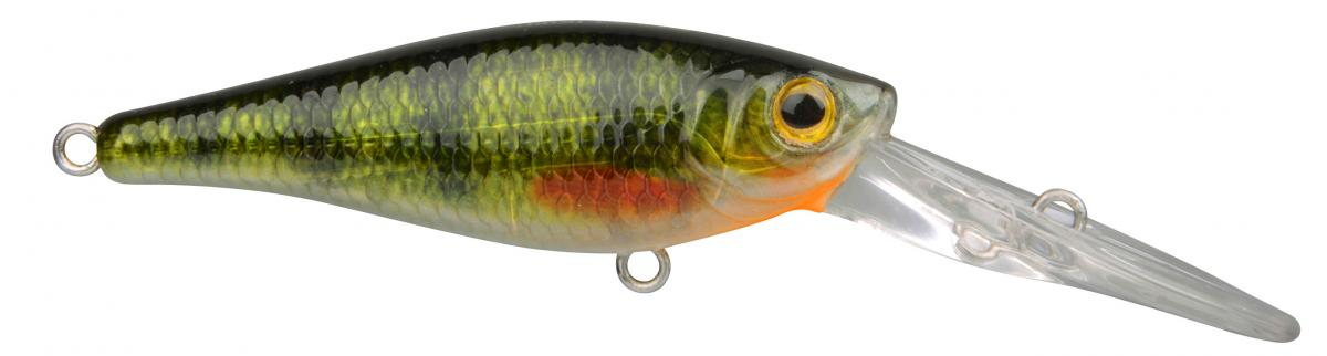 Воблер SPRO Ikiru Shad 60 LL Green Perch