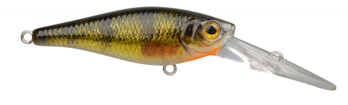Воблер SPRO Ikiru Shad 60 LL Yellow Perch