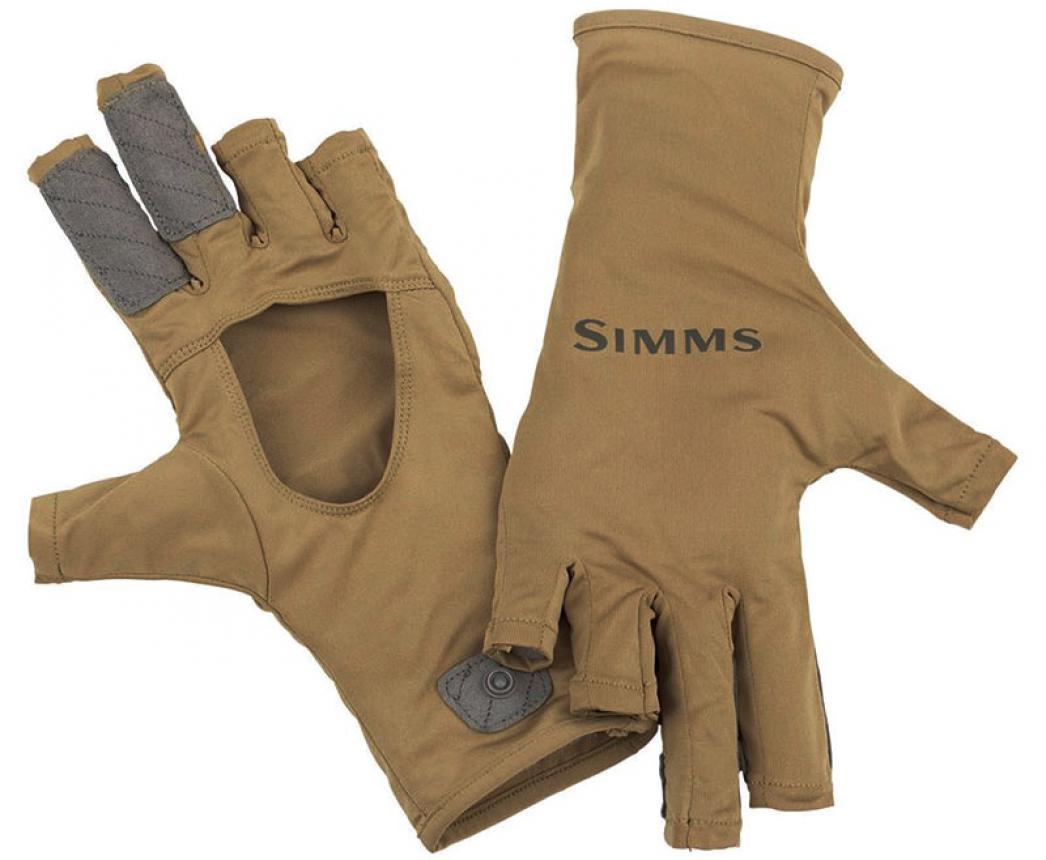 Перчатки Simms BugStopper SunGlove L Cork