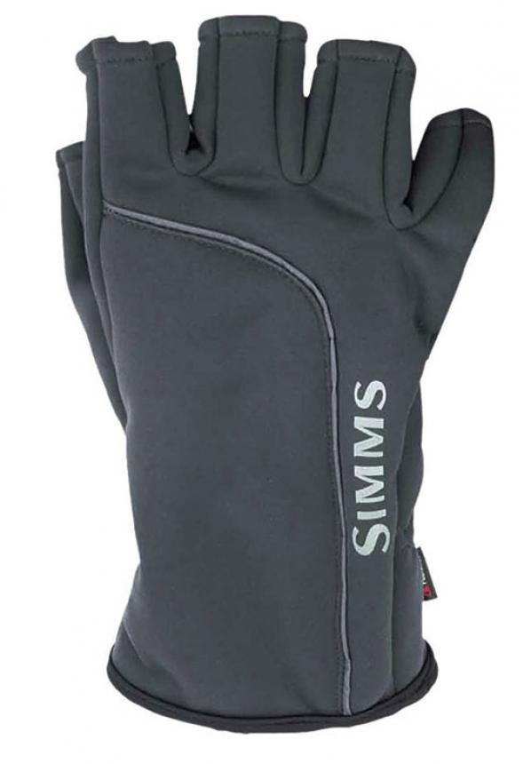 Перчатки Simms Guide Wildbloc 1/2 Mitt M Raven