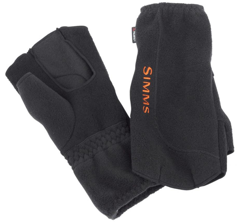 Перчатки Simms Headwaters No Finger Glove S Black