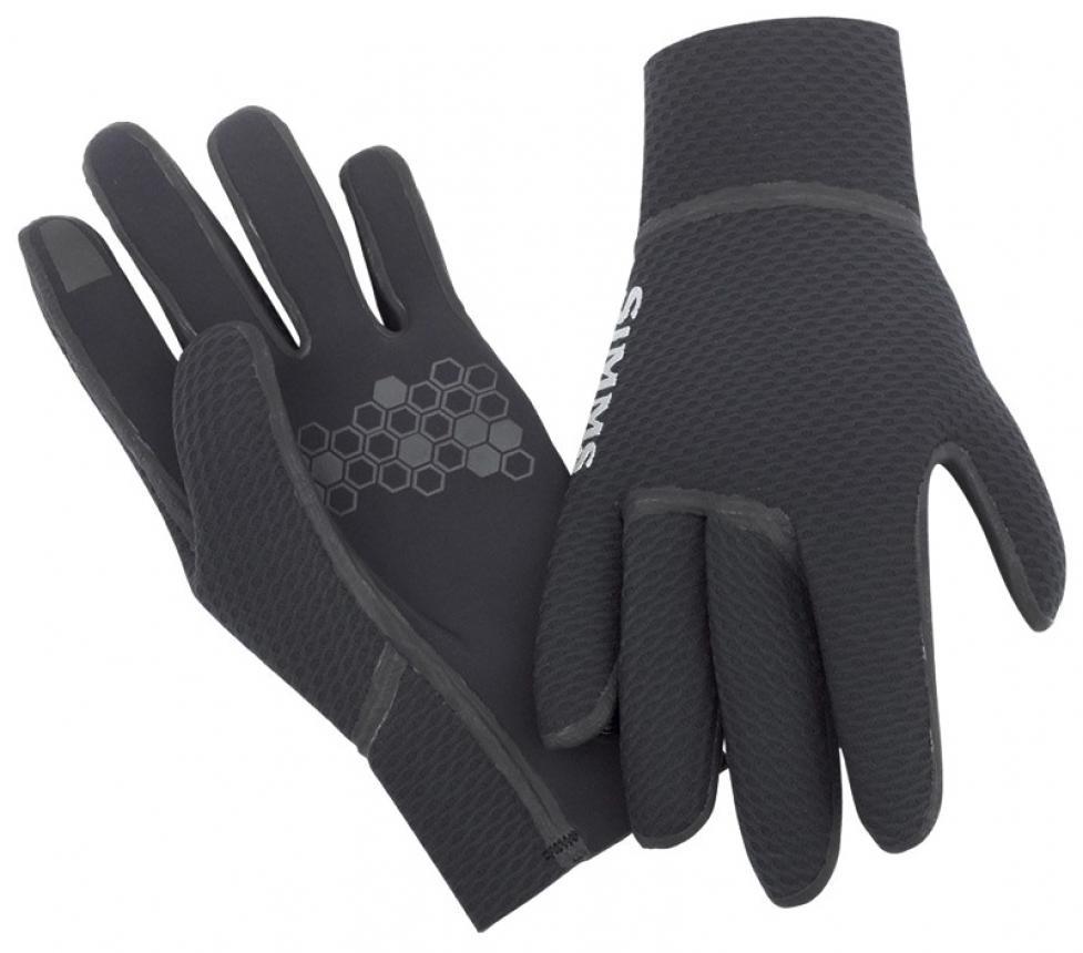 Перчатки Simms Kispiox Glove S Black