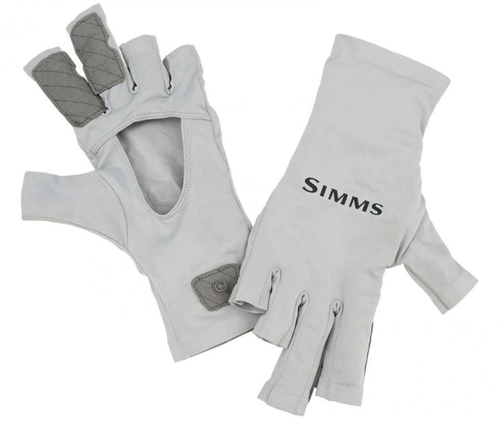 Перчатки Simms SolarFlex SunGlove S Sterling