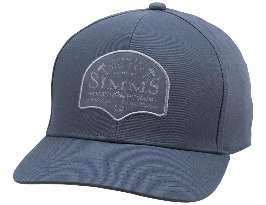 Кепка Simms Big Sky Country Cap Storm