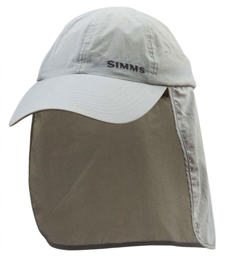 Кепка Simms Superlight Sunshield Cap Sterling