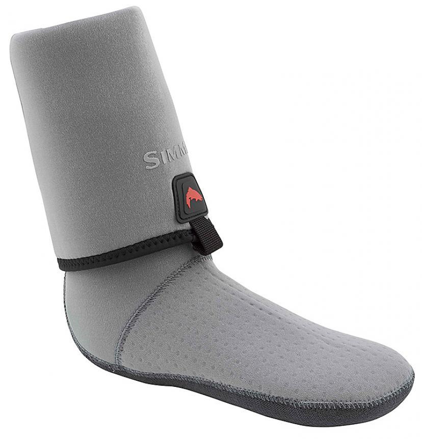 Носки Simms Guide Guard Socks S Pewter