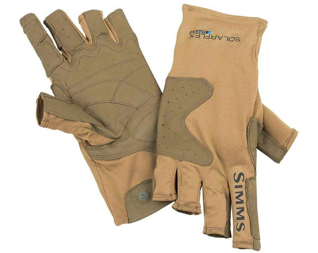 Перчатки Simms Solarflex Guide Glove L Cork