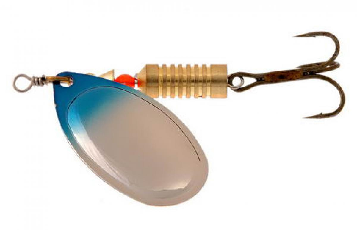 Блесна Norstream Aero Spinner 00 1,5гр silver blue