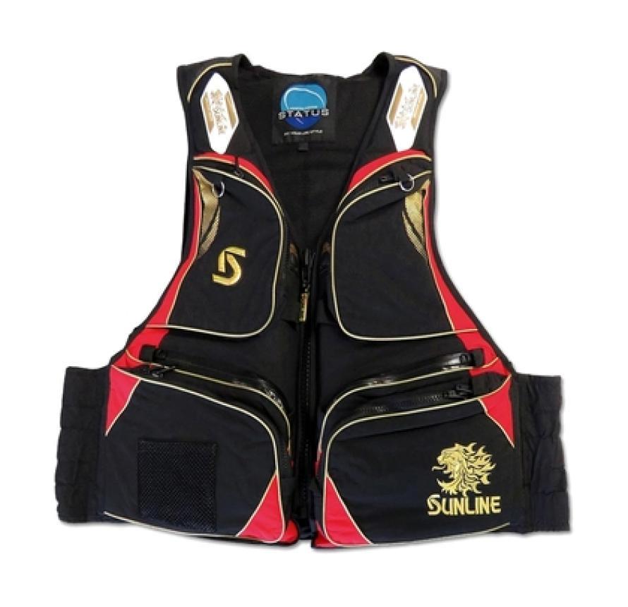 Жилет Sunline Floating Vest STL-210 BLXRD XL