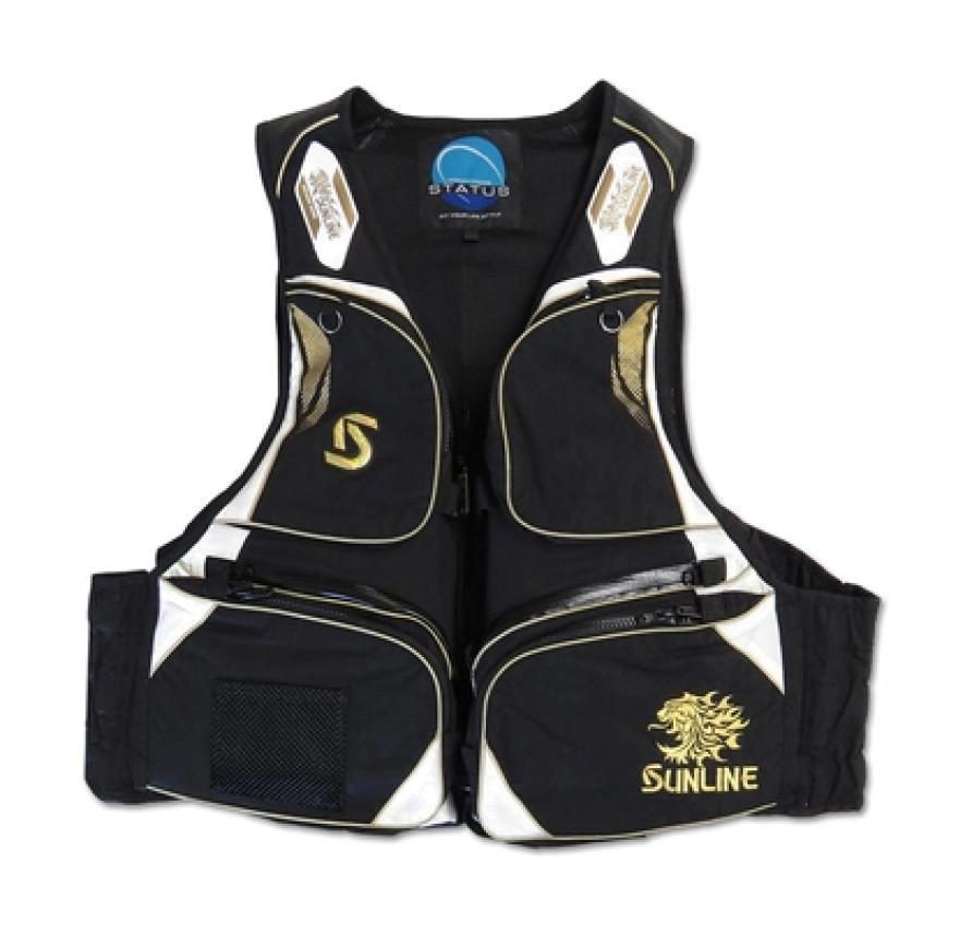 Жилет Sunline Floating Vest STL-210 BKXWH XL