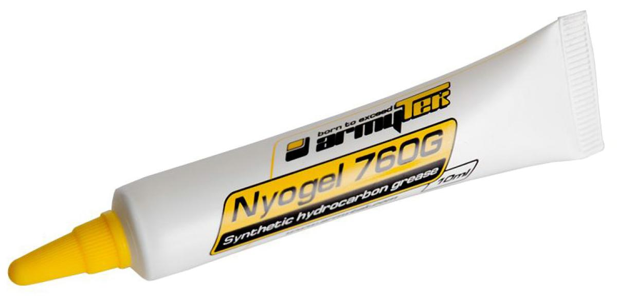 Смазка Armytek для защиты контактов NyoGel 760G 10мл