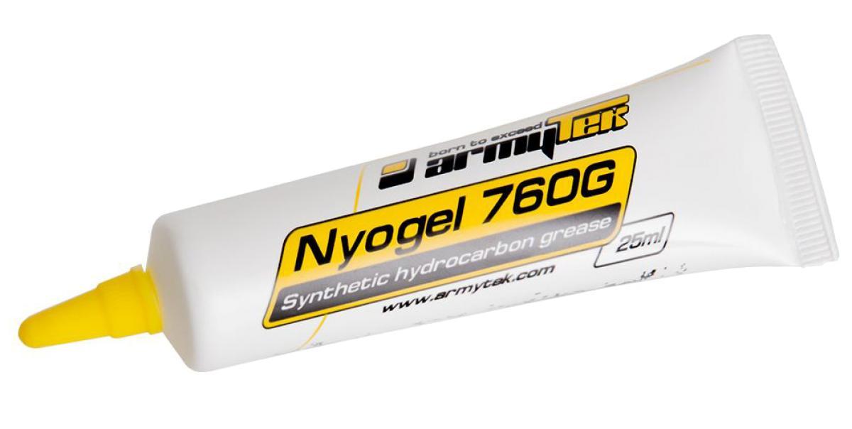 Смазка Armytek для защиты контактов NyoGel 760G 25мл