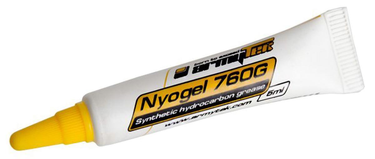 Смазка Armytek для защиты контактов NyoGel 760G 5мл