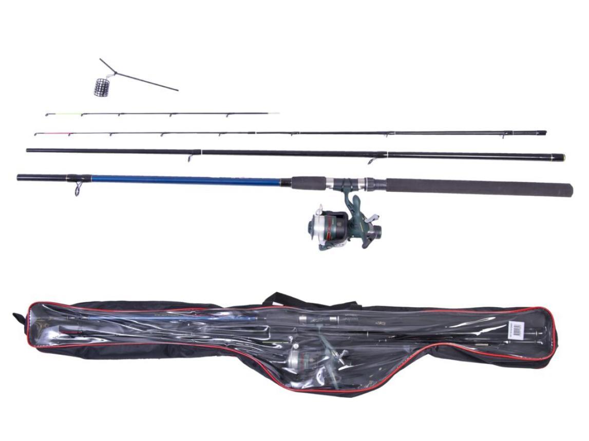 Комплект Salmo Fisherman Feeder 330