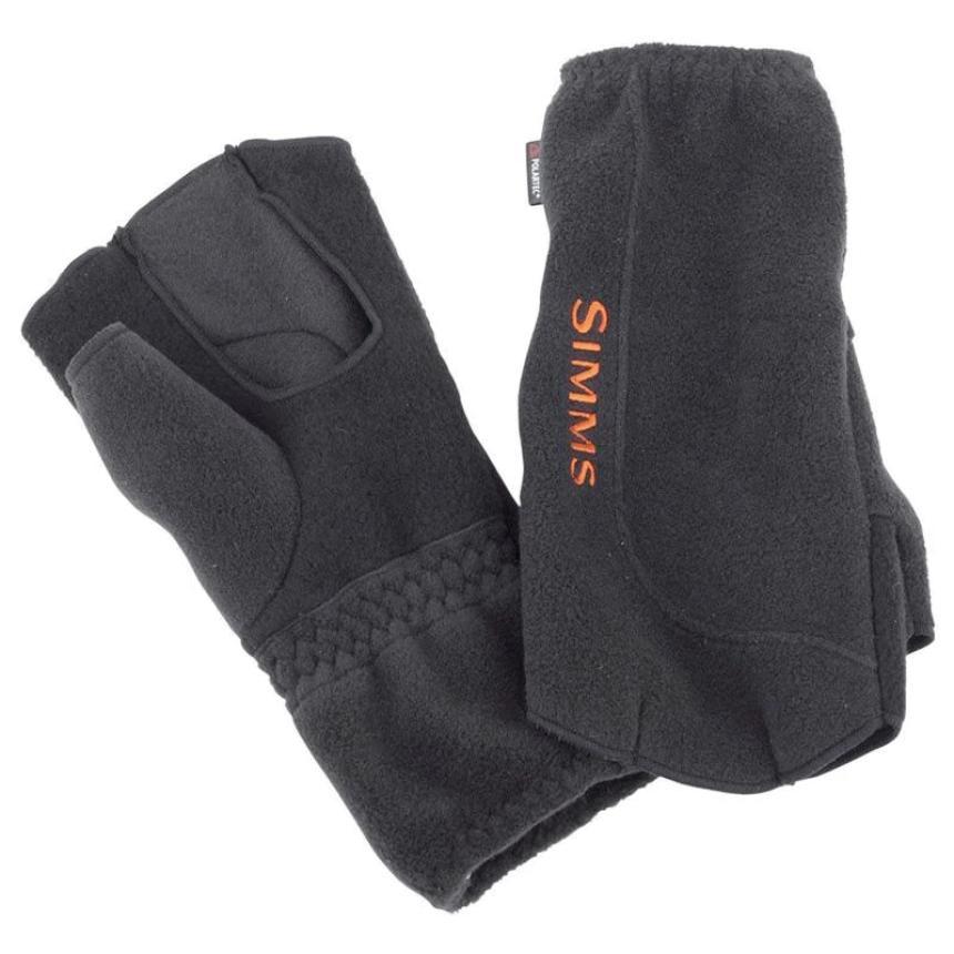 Перчатки Simms Headwaters No Finger Glove L Black