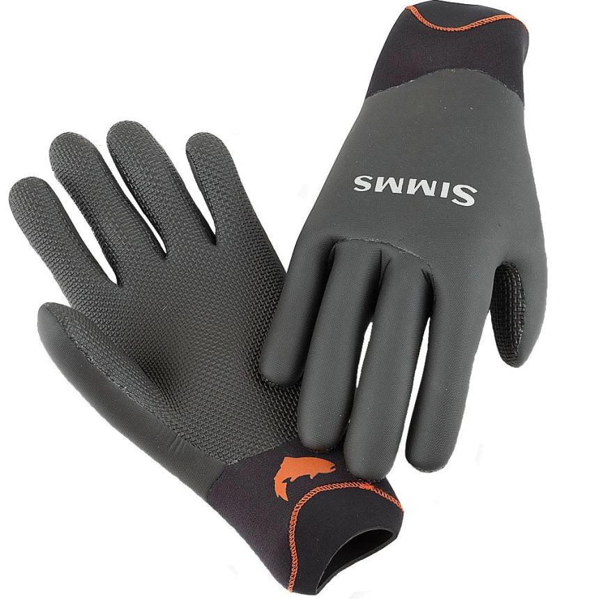 Перчатки Simms Skeena Glove S Black