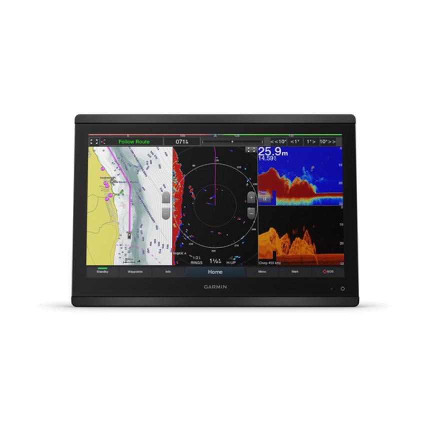 Картплоттер-эхолот Garmin GPSMAP 8416xsv без трансдьюсера