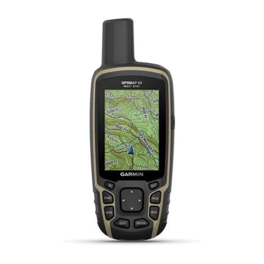 Навигатор Garmin GPSMAP 65 Multi-Band Russia