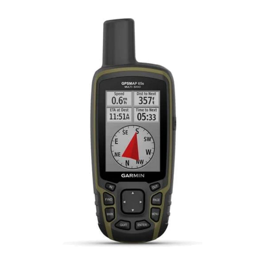Навигатор Garmin GPSMAP 65s Multi-Band Russia