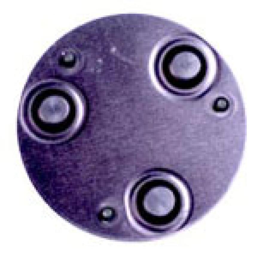 Крепление магнитное Garmin для GPS 16