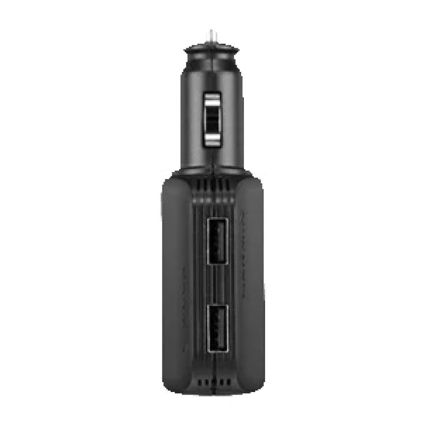 Зарядное устройство Garmin от прикуривателя на 2 USB