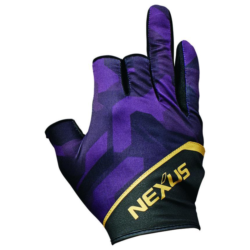 Перчатки Shimano Nexus GL-123T L синий