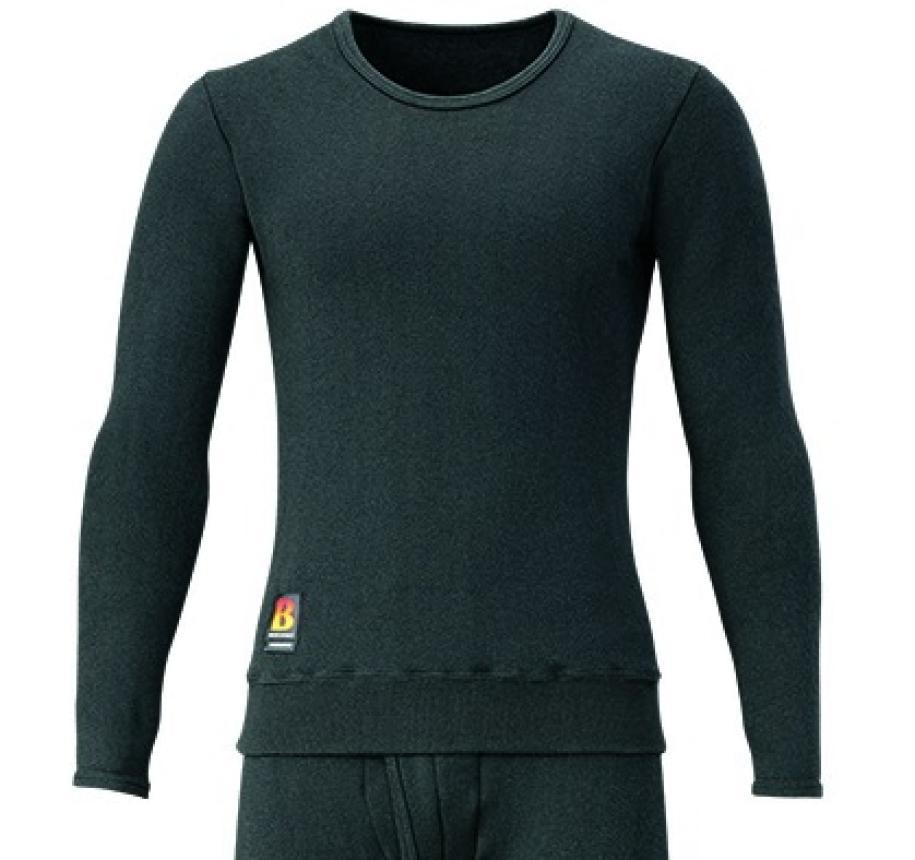 Рубашка Shimano IN-030R L черный
