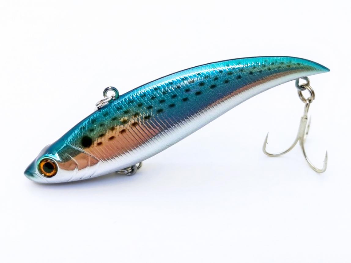 Воблер Smith Bay Blue 90 05