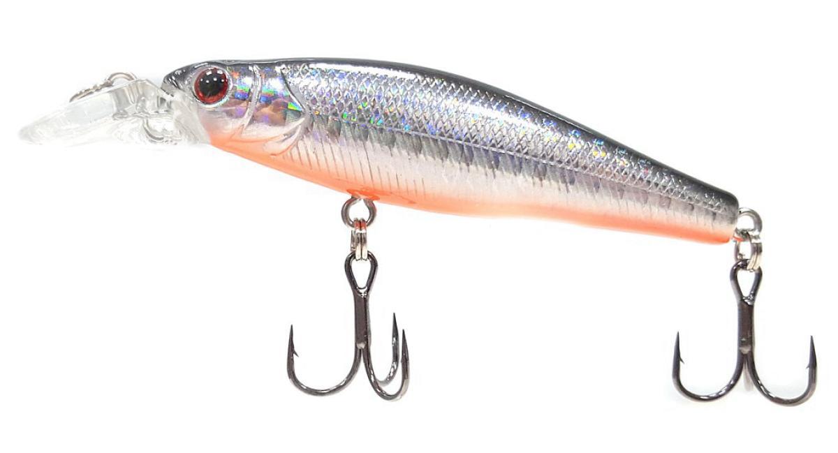 Воблер Mottomo Kipper 70SP Silver Fish