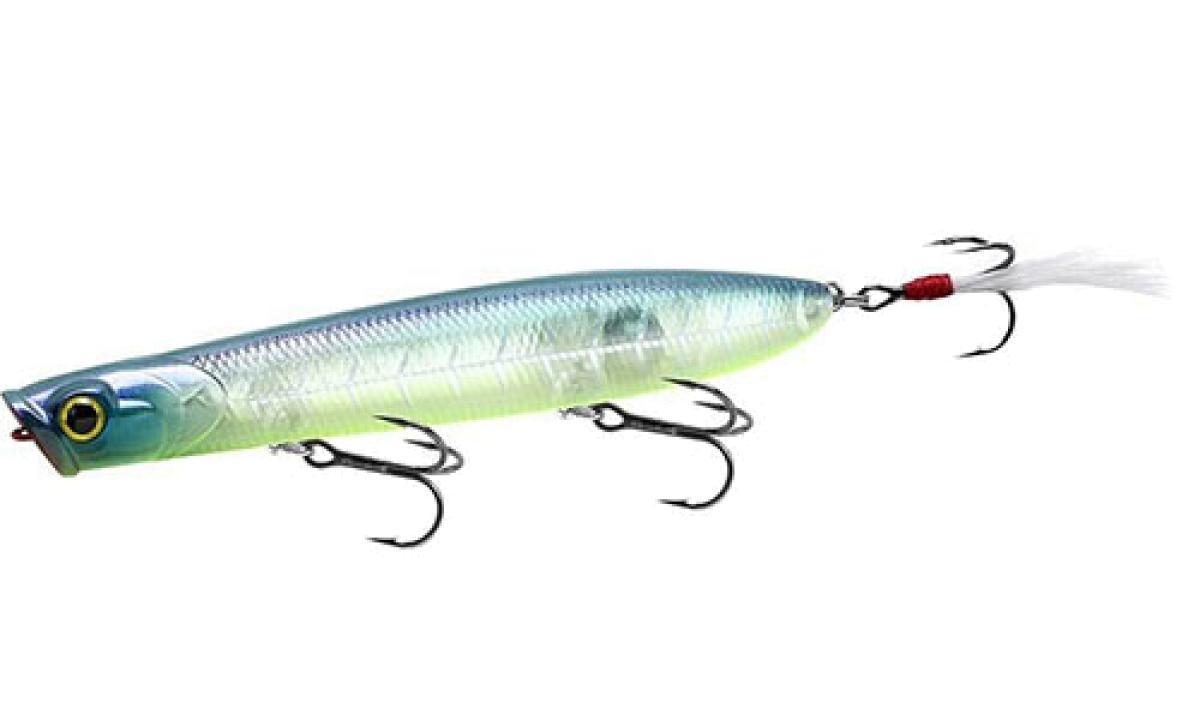 Воблер Lucky Craft Gunfish 117 Bone Pro Blue 371