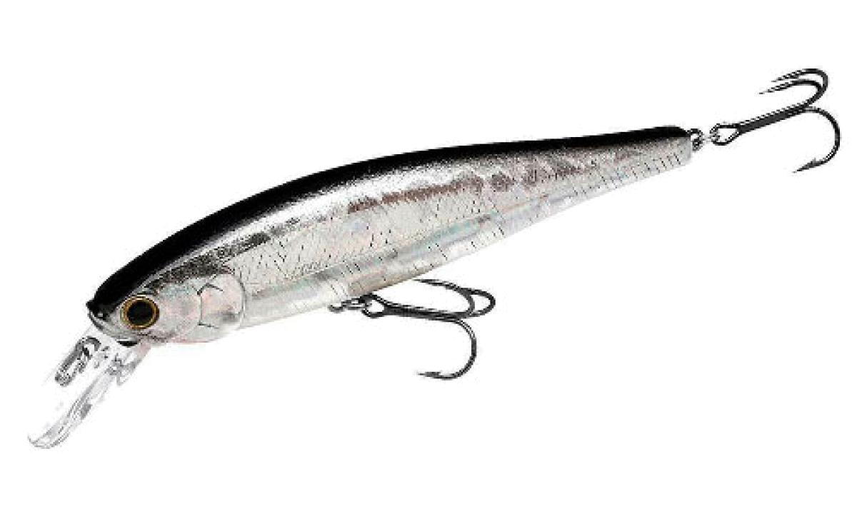 Воблер Lucky Craft Pointer 100 Bait Fish Silver 834