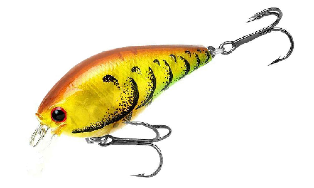 Воблер Lucky Craft LC 1.5 Table Rock Craw 496