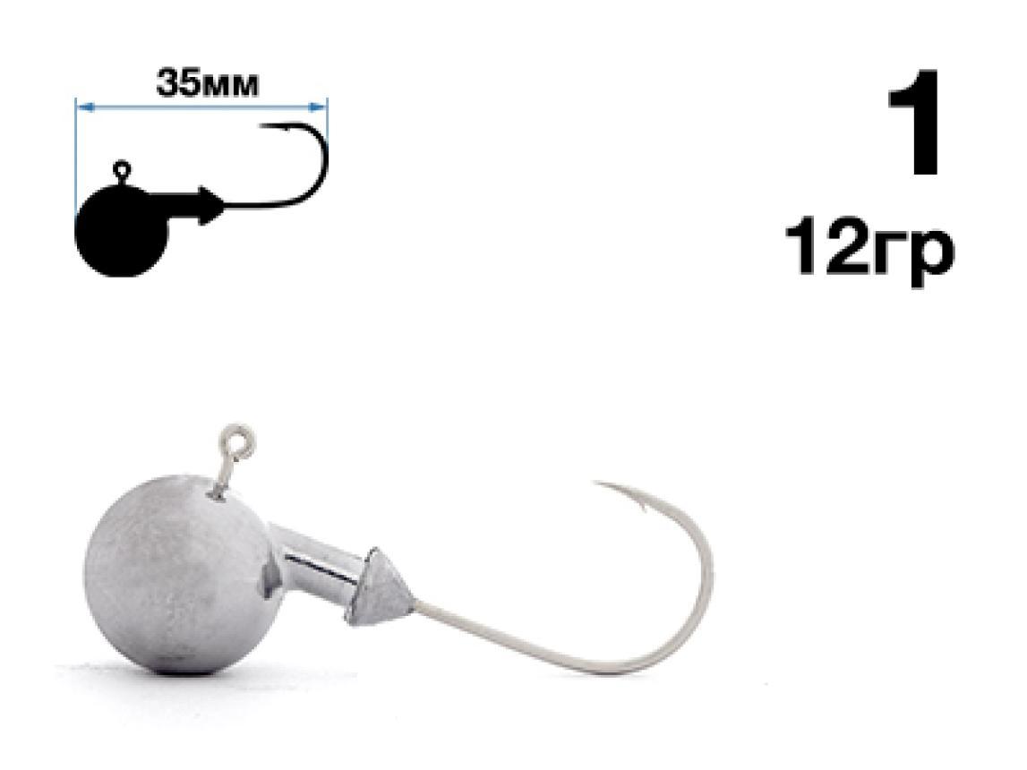 Джиг-головка Nautilus Sting Sphere SSJ4100 1 12гр
