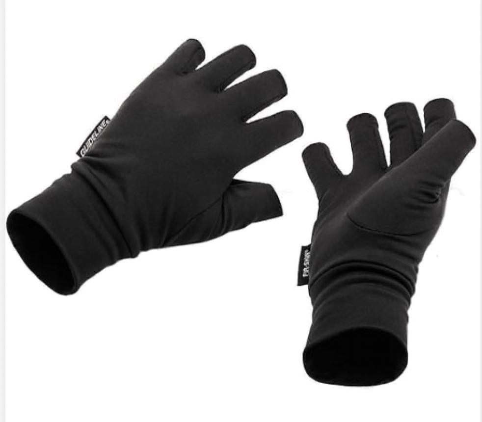 Перчатки Guideline Fir-Skin Gloves XXL Black