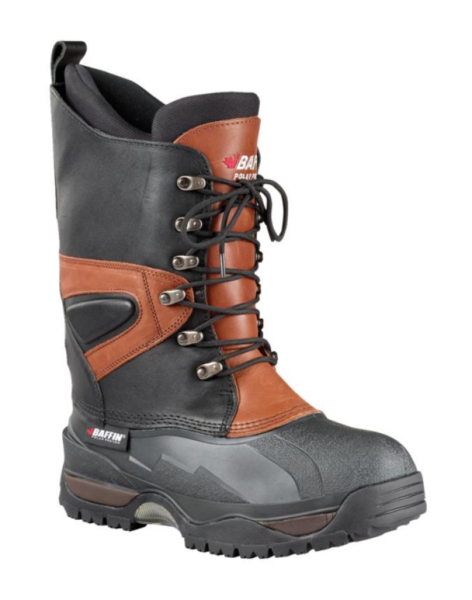 Ботинки Baffin Apex 40,5 Black/Bark