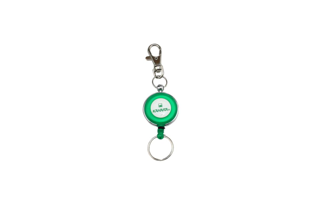 Ретривер Kahara Pin on reel (ring type) Green