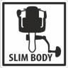 Дизайн тонкого корпуса Slim Body