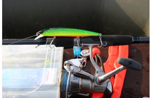 Спиннинг SLrods Rush 762MH - фотография загружена пользователем 2