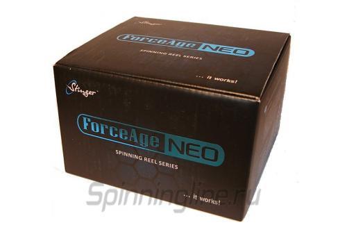 Катушка Stinger ForceAge Neo 3500 - фотография загружена пользователем 4